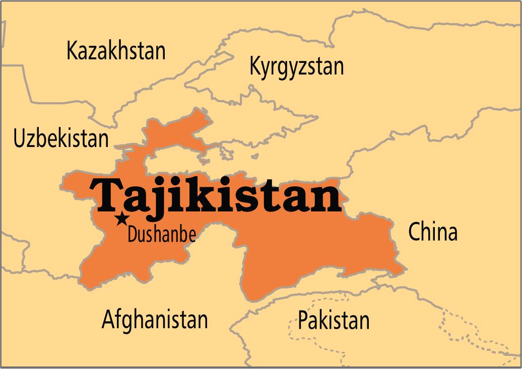 حسابهای بانکی در تاجیکستان و آذربایجان