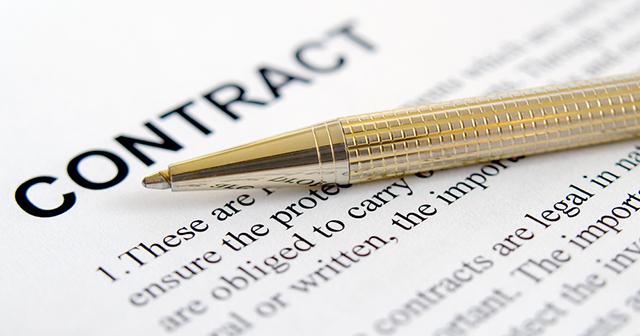 تعریف قراردادهای تجاری بین المللی
