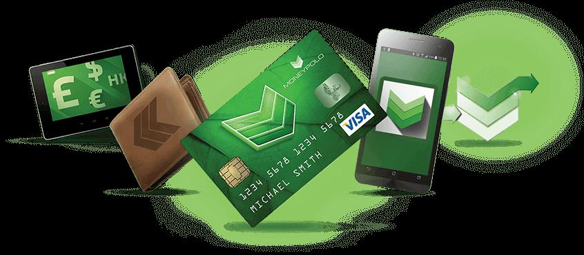 حساب بانکی بین المللی مانی پولو