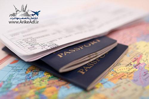تفاوت تابعیت و اقامت ، تفاوت اقامت با تابعیت ، تفاوتهای اقامت با تابعیت