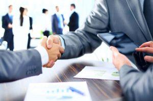 قرارداد فاینانس ، قرارداد تامین مالی