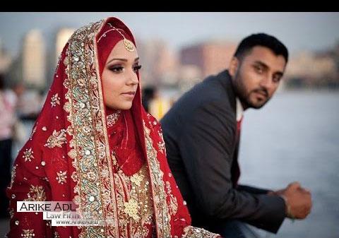 ازدواج بدون اجازه پدر