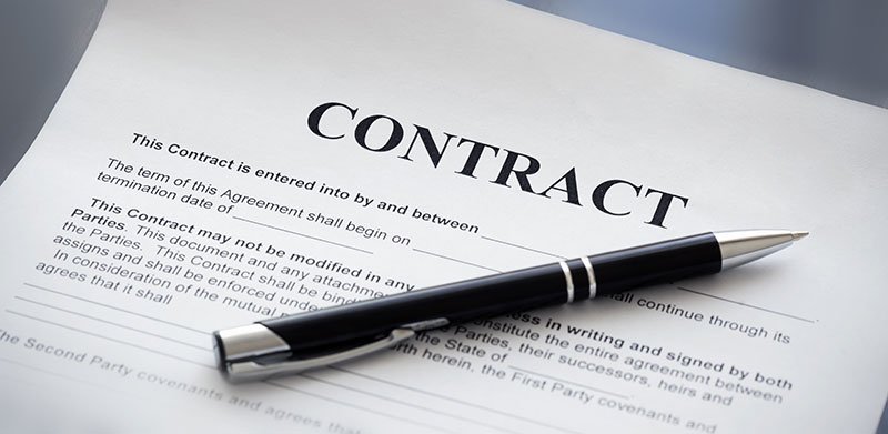 پیدا کردن طرف قرارداد در خارج از کشور ٬ یافتن طرف قرارداد