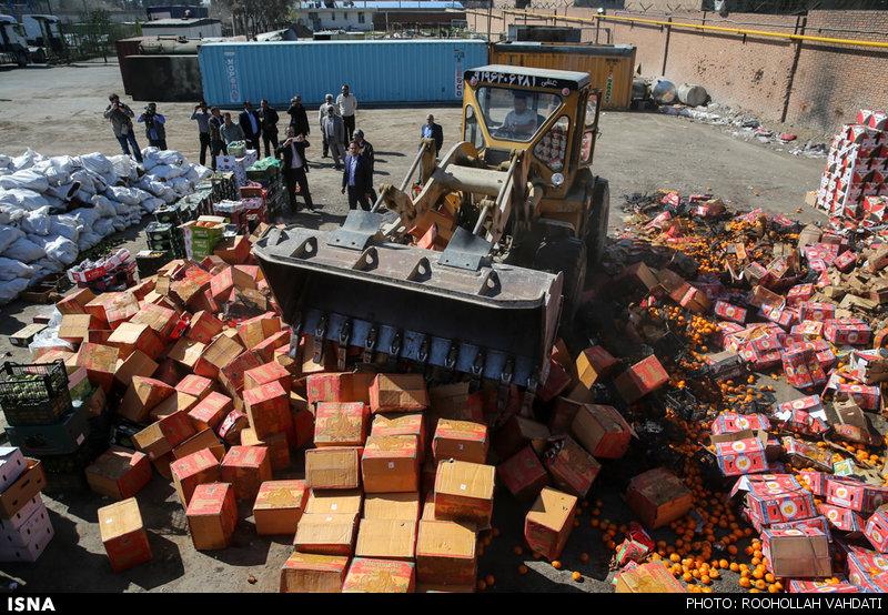 آییننامه اجرایی شرایط و چگونگی مصادره محل نگهداری کالای قاچاق ممنوع