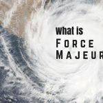 نمونه شرط فورس ماژور در قراردادهای بین المللی