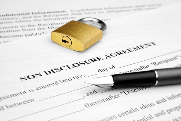 قرارداد عدم افشای اطلاعات ، قرارداد حفظ محرمانگی در روابط تجاری بین المللی