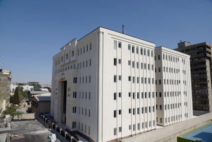 آدرس جدید مجتمع قضایی قدوسی تهران ، ساختمان جدید مجتمع قدوسی